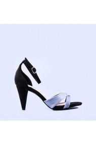 Sandale dama Melania albastre