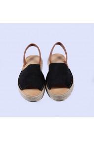 Sandale dama Mirena negre