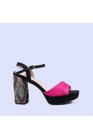 Sandale dama Sonia fuchsia