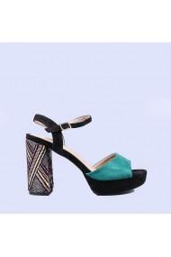 Sandale dama Sonia verzi