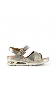 Sandale dama Agacia argintii