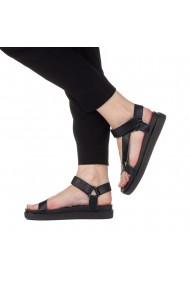 Sandale dama Kayla negre