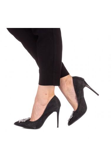 Pantofi dama Kellia negri