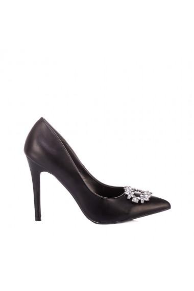 Pantofi dama Janilla negri
