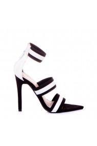 Sandale dama Jamila albe