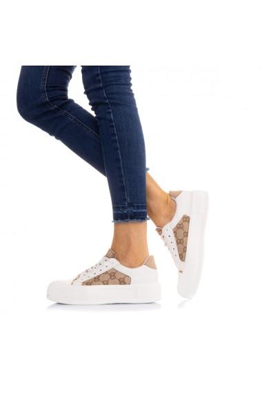 Pantofi sport dama Limera khaki