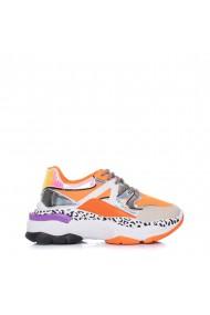 Pantofi sport dama Cielo portocalii