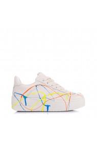 Pantofi sport dama Alysa bej