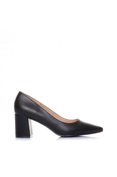 Pantofi dama Vergy negri