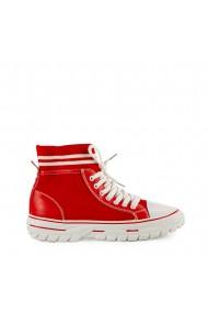 Pantofi sport dama Meera rosii