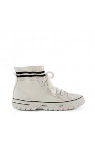 Pantofi sport dama Meera albi