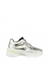 Pantofi sport dama Garli argintii