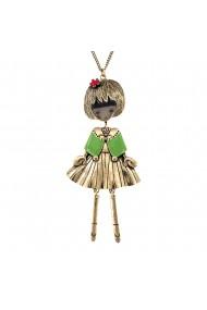Bambola Francese-Green
