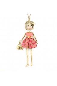 Bambola da Chile-Pink