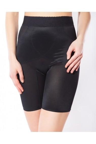 Pantalon modelator Rosme cu talie inalta 564735-negru