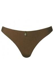 Slip Milavitsa bikini clasic din material elastic 26063-kaki