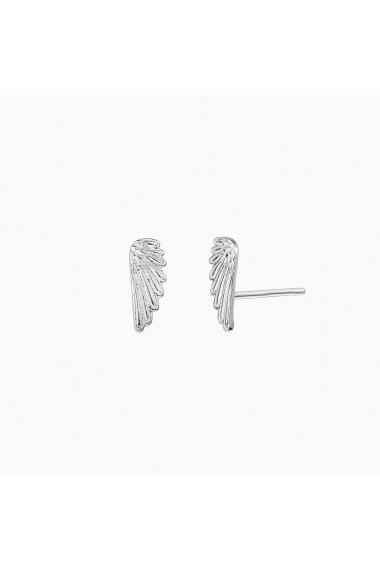 Cercei din argint Manissi Wings Stud