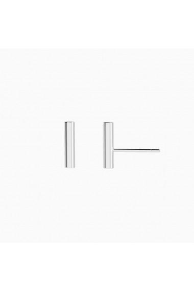 Cercei din argint 925 Manissi Short Bar