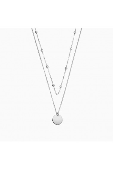 Lant din argint Manissi Double Chain