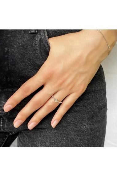 Inel din argint Manissi Stone