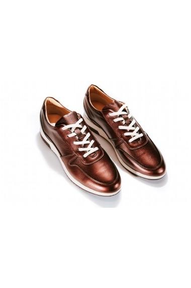 Pantofi sport Peter 100% Piele Naturala Urban Sneakers Maro Sidef
