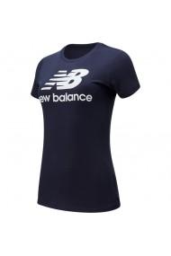 Tricou femei New Balance Essentials Stack WT91546-ECL