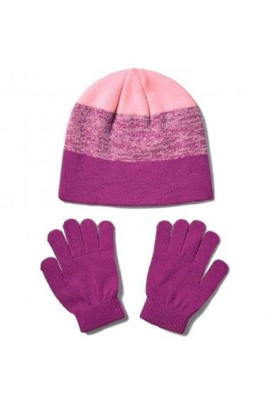Set copii Under Armour Beanie Glove 1345413-568