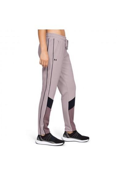 Pantaloni femei Under Armour Double Knit 1351874-667