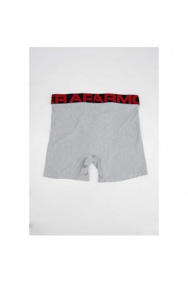 Boxeri barbati Under Armour UA Tech 6in 3 Pack 1363620-002