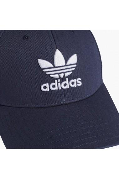 Sapca unisex adidas Originals Trefoil Baseball DV0174
