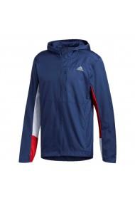 Jacheta barbati adidas Own The Run Hooded Wind ED9291