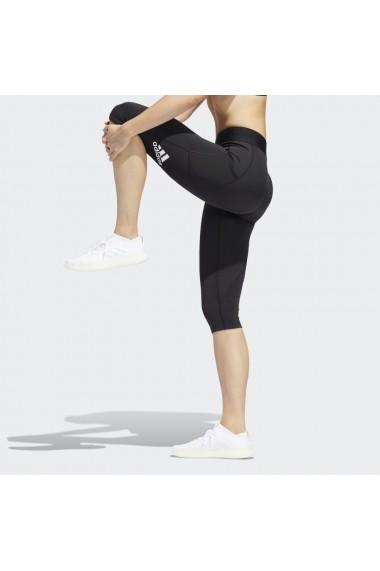 Colanti femei adidas Techfit Capri FJ7169