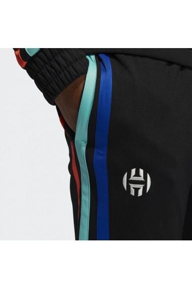 Pantaloni sport barbati adidas Harden Fleece GP8111