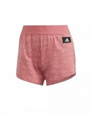 Pantaloni scurti femei adidas Sportswear Badge of Sport Allover-Print GQ6067