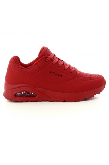Pantofi sport barbati Skechers Uno-Stand on Air 52458/RED