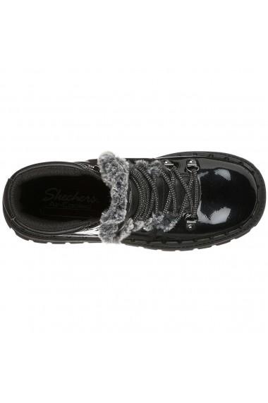 Ghete femei Skechers Jammers Cozy Retro 167071/BPT