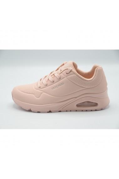 Pantofi sport femei Skechers Uno-Frosty Kicks 155359/LTPK