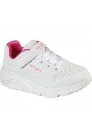 Pantofi sport copii Skechers Uno Lite 310451L/WHP