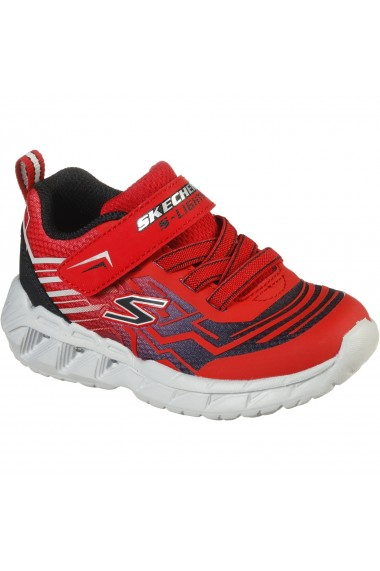 Pantofi sport copii Skechers Bozler 401500N/RDBK