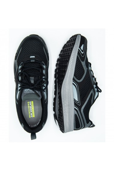 Pantofi sport barbati Skechers GOrun Consistent 220034/BKGY