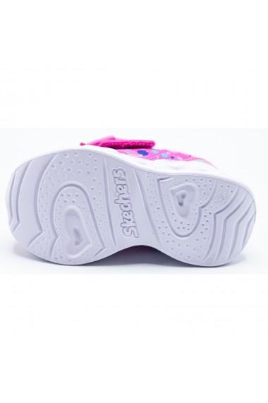 Pantofi sport copii Skechers Heart Lights 20265N/HPTQ