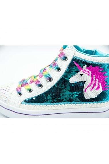 Pantofi sport copii Skechers Twi-Lites 2.0 314550L/WMLT