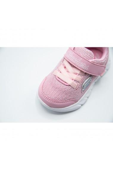 Pantofi sport copii Skechers Comfy FlexMoving 302107N/LTPK
