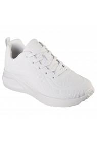 Pantofi sport femei Skechers Bobs 117151/WHT
