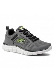 Pantofi sport barbati Skechers Knockhill 232001/CCBK