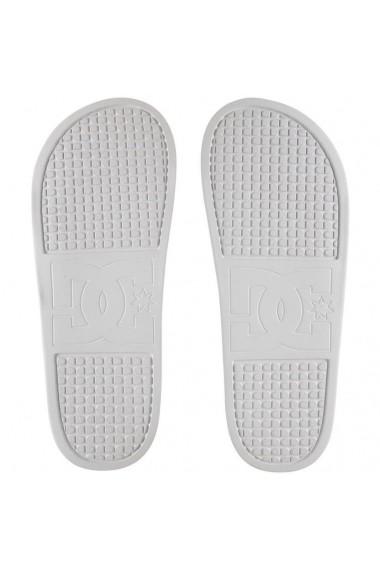 Slapi femei DC Shoes SE Suede Slides ADJL100020-WS4