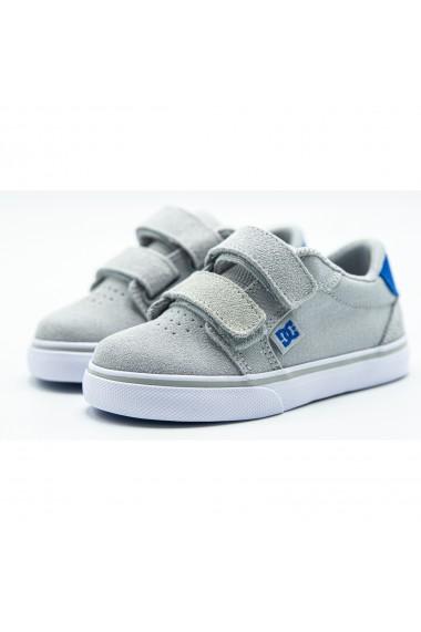 Pantofi sport copii DC Shoes Anvil V ADTS300005-GRG