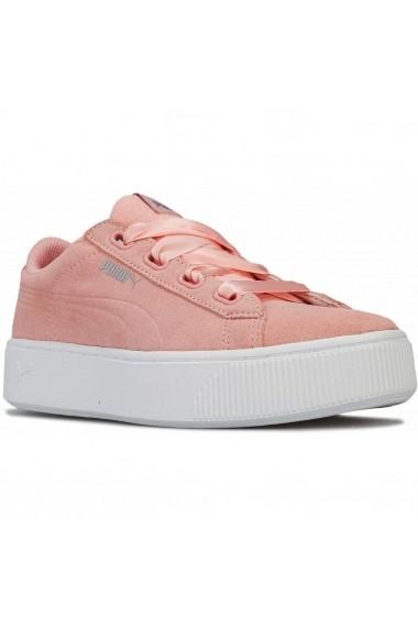 Pantofi sport femei Puma Vikky Stacked Ribbon S 36973101