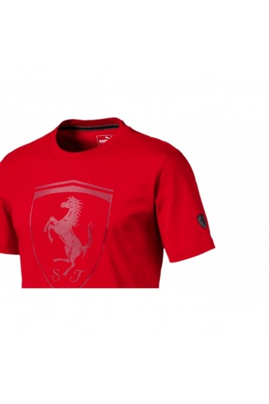 Tricou barbati Puma Ferrari Big Shield 59540802
