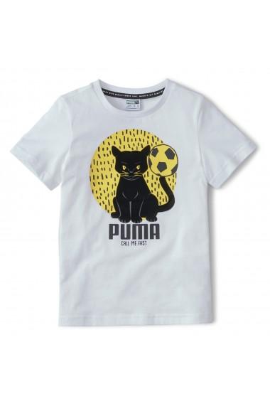 Tricou copii Puma Animals Suede 58335102